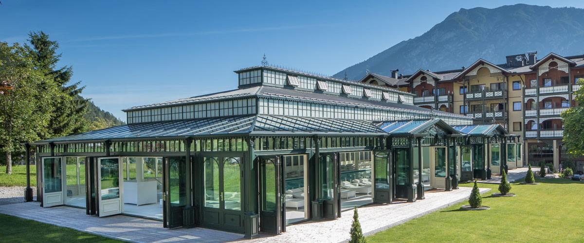 Badehaus Hotel Wiesenhof Pertissau
