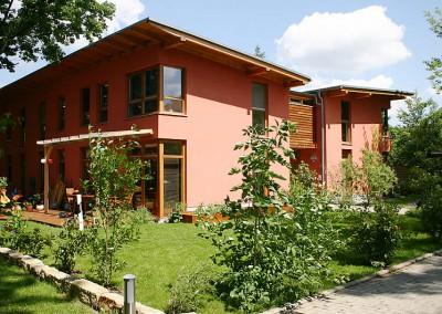 Doppelhaus Lungkwitzer Straße