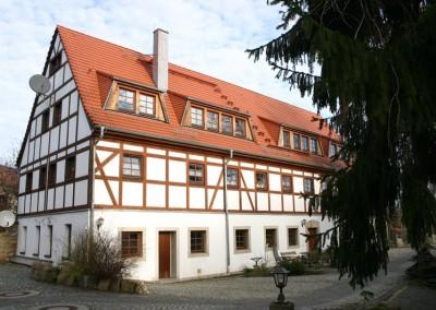 Fachwerkhaus Unkersdorf